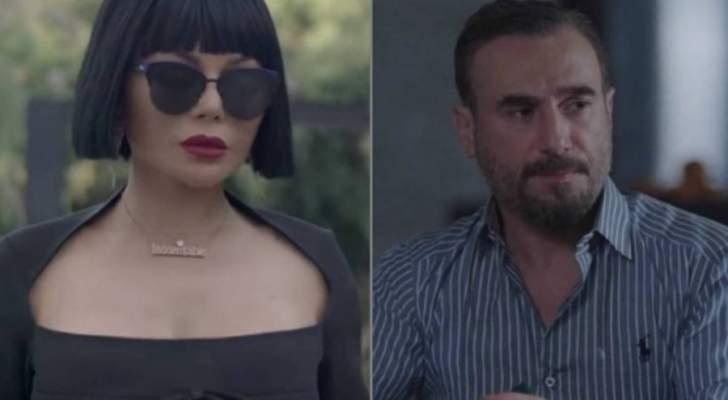 """خاص الفن- باسم مغنية :""""هيفا وهبي مغامرة ورومانسية وهذه القصص تليق بنا"""""""