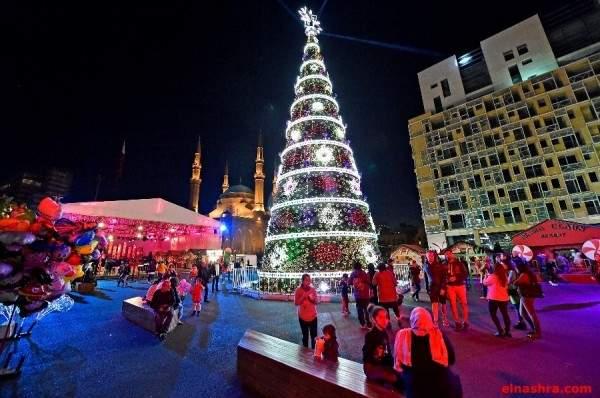 نشاطات فنية وموسيقية تنتظر اللبنانيين وسط بيروت ليلة رأس السنة