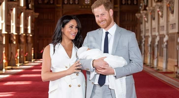 ممثلة أميركية تكشف أن ميغان ماركل والأمير هاري أخذا إسم طفلهما من إسم إبنها