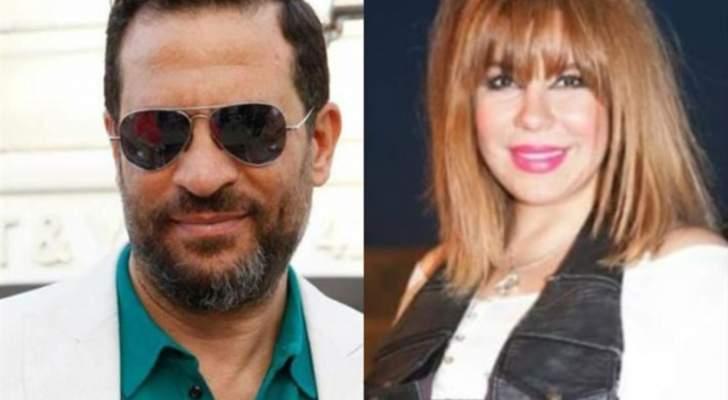 إبنة ماجد المصري تعلن إصابة والدتها بجلطة وذبحة صدرية