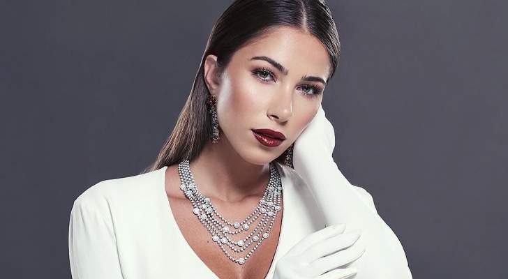 شاهدوا كيف كان شكل دانييلا رحمة يوم إنتخبت ملكة جمال- بالصورة