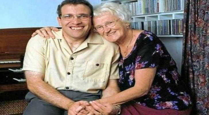 تكبره بـ39 عاماً.. يحافظان على زواجهما رغم الإنتقادات!