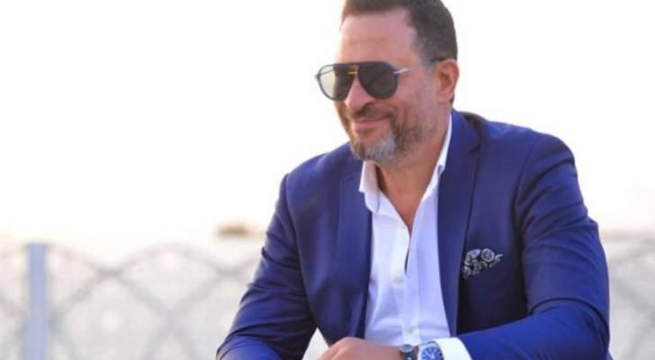 ماجد المصري يحتفل بعيد ميلاده وسط عدد من الأصدقاء - بالفيديو