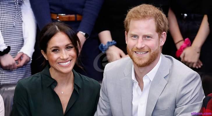 الأمير هاري وميغان ماركل بأول ظهور لهما بعد إعلانهما خبر حملها بطفلهما الثاني - بالفيديو