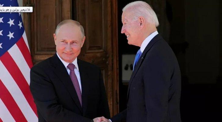هذا ما أهداه بايدن لـ بوتين.. لن تصدقوا سعر الهدية!