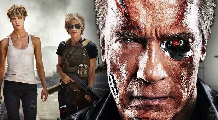 طرح الإعلان الدعائي لفيلم Terminator :Dark Fate- بالفيديو