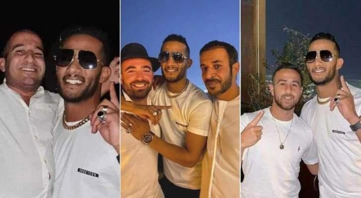 """بعد صوره مع إسرائيليين.. مشاهير يهاجمون محمد رمضان.. وعمرو مصطفى يصفه بـ """"كارت احترق"""""""