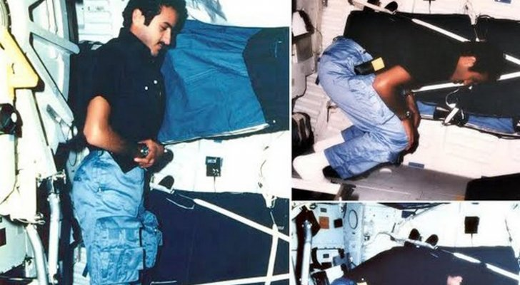 اليوم تحل ذكرى مرور 36 عاماً على رحلة سلطان بن سلمان أول رائد فضاء عربي-بالصور والفيديو