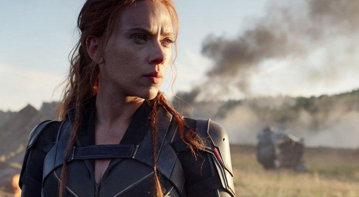 Black Widow يتربع على عرش أعلى الأفلام ربحاً