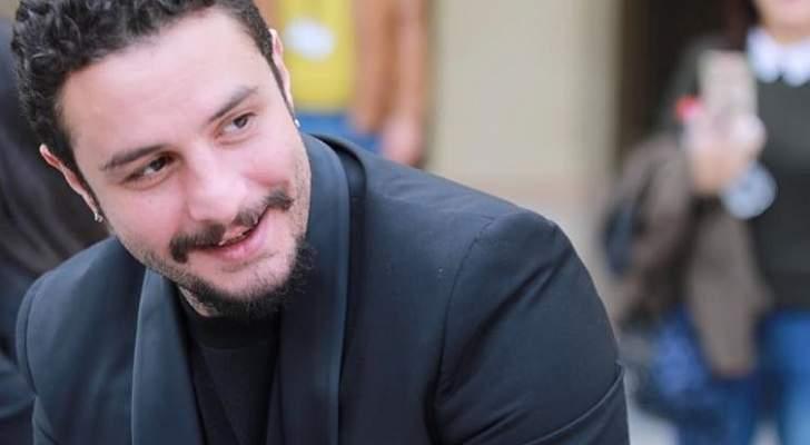 أحمد الفيشاوي ينهار بعد وفاة هيثم أحمد زكي