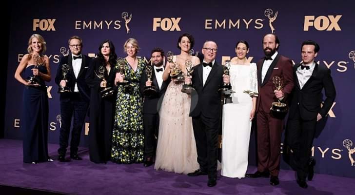 جوائز الإيمي: Game of Thrones أفضل مسلسل درامي وهذه القائمة الكاملة للفائزين