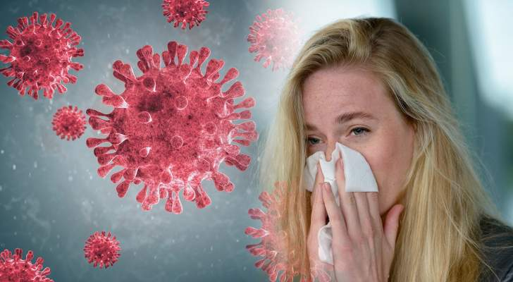 كيف يمكنك التمييز بين إصابتك بفيروس كورونا والانفلونزا العادية؟