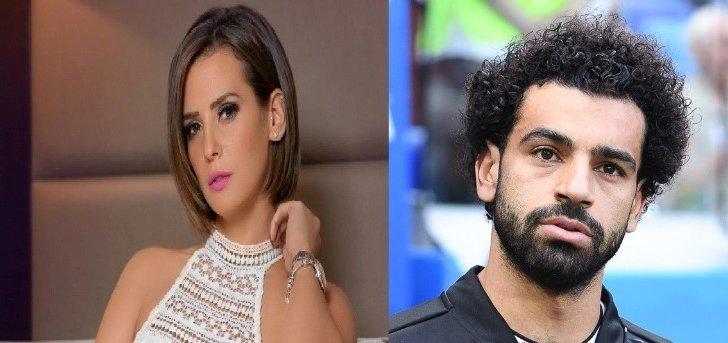بالفيديو- هذه حقيقة وقوع شجار بين محمد صلاح وزوجته بسبب إيمان العاصي