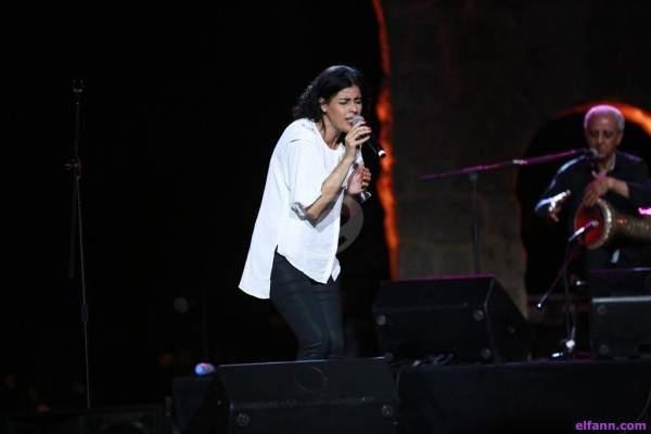 سعاد ماسي تفتتح مهرجانات زوق مكايل وايقاعات دفعت الجمهور للرقص والتفاعل