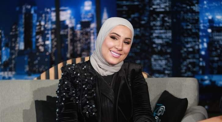 خاص الفن- نداء شرارة تكشف عن شعورها بلقاء الملك عبد الله والملكة رانيا