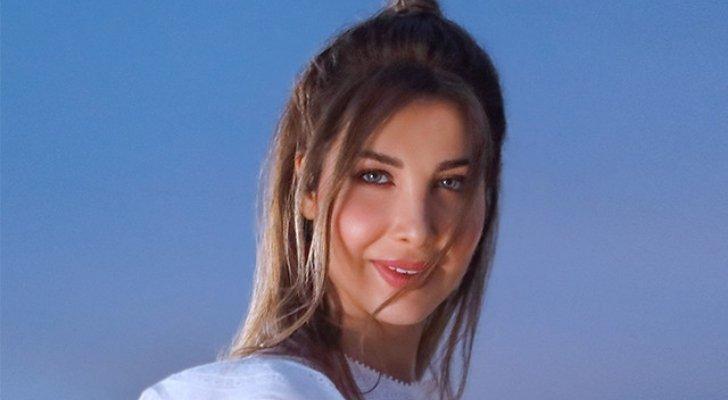 نانسي عجرم تحيي حفل زفاف شقيقها نبيل عجرم - بالفيديو