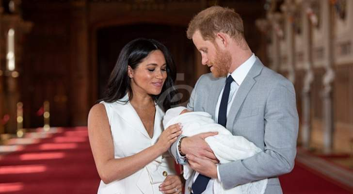 "بالصور- مشاهير حملوا نفس إسم مولود الأمير هاري وميغان ماركل ""آرتشي هاريسون"""