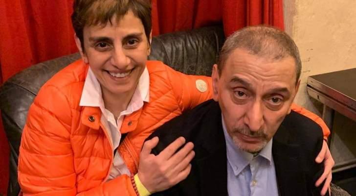 ريما الرحباني خائفة على جنى عمرها وتكشف سبب إبتعاد زياد الرحباني-بالصورة
