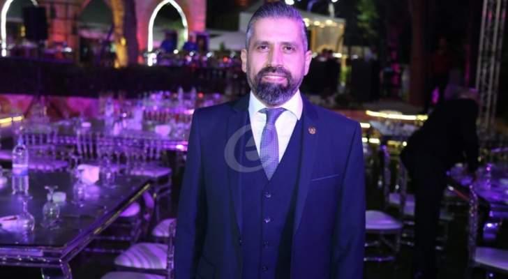 إنتخاب فريد أبو سعيد رئيساً لصندوق التعاضد الموحد للفنانين في لبنان