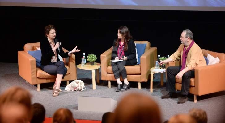 أليس رورفاخر تختتم فعاليات ملتقى قمرة السينمائي 2019