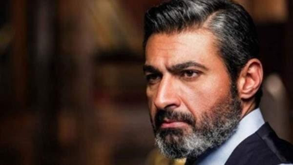 """ياسر جلال """"رشدي أباظة الشاشة"""" لم يتزوج نيكول سابا وزوجته مصدر قوته"""