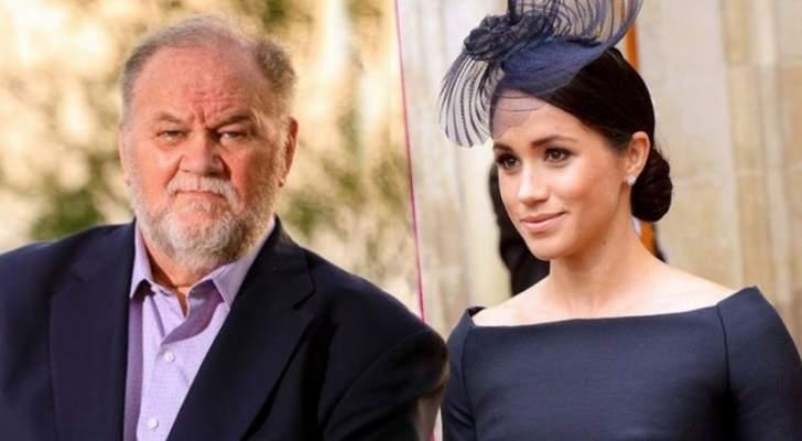 والد ميغان ماركل يتهمها بالإساءة لـ الملكة إليزابيث ويتوعدها في المحكمة