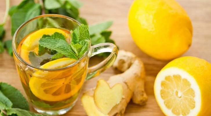 للتخلص من دهون البطن والخصر بأسرع وقت.. إتبعي ريجيم الزنجبيل والليمون
