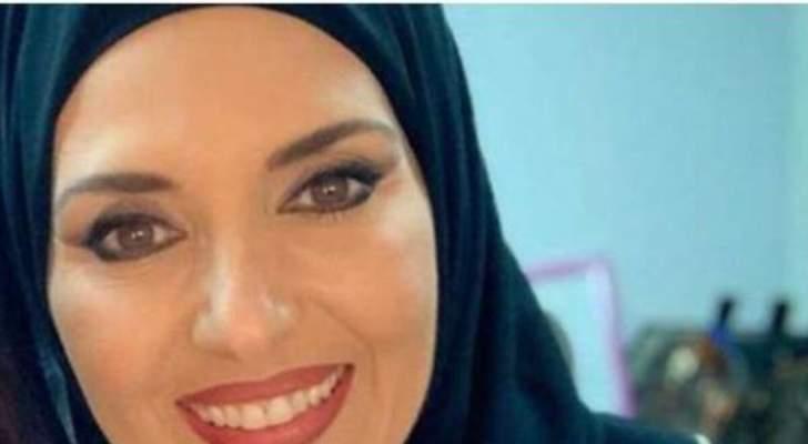 جيهان نصر تثير الجدل بأحدث ظهور لها بالحجاب.. بالصورة