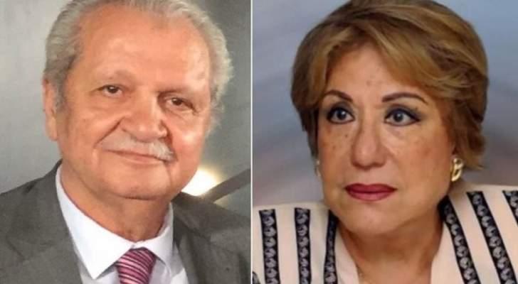 تفاصيل مفاجئة عن زواج سميحة أيوب العُرفي من مدير أعمالها
