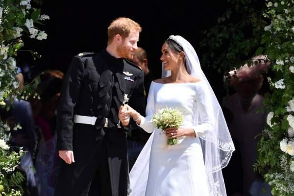 الظهور الاول لميغان ماركل والامير هاري بعد زفافهما..فكيف أطلّا؟ بالصور