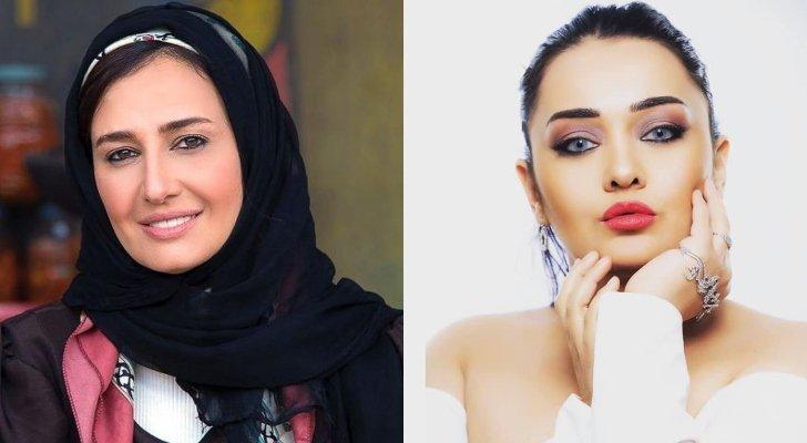 راندا البحيري تتوجه لـ حلا شيحة: هاتي الفلوس بقى اللي خدتيها في الفيلم