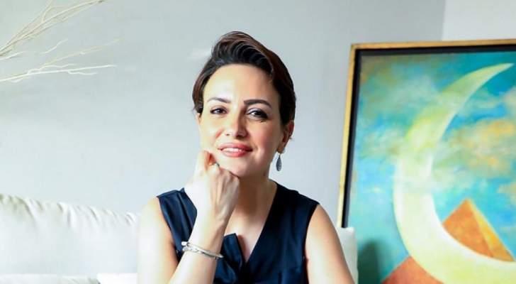 ريهام عبد الغفور تكشف حقيقة إنجابها منذ مدة قصيرة