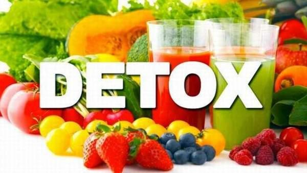 رجيم الديتوكس السحري لخسارة الوزن والتخلص من السموم