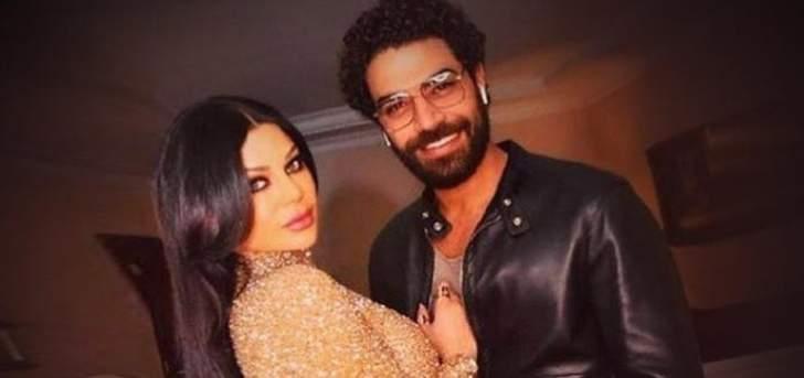 محمد وزيري يرفع دعوى قضائية لإثبات زواجه من هيفا وهبي- بالوثيقة