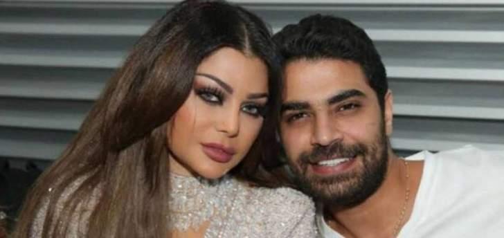 بعد بدء محاكمته.. هيفا وهبي توضح حقيقة تصالحها مع محمد وزيري
