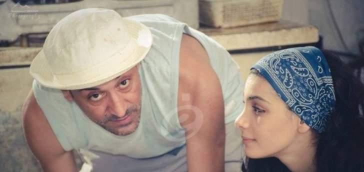 """خاص بالصور- البدء بتصوير """"نهري بحري"""" مع عبد المنعم عمايري"""