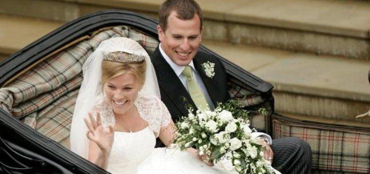 حفيد الملكة إليزابيث ينفصل رسميا عن زوجته