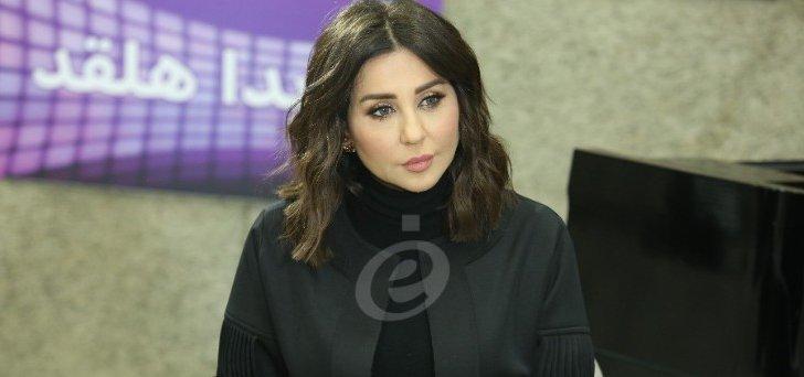 رابعة الزيات تُفجع بوفاة والدتها..وأمل عرفة وزينة مكي ومحمد الأحمد يعزونها-بالصور