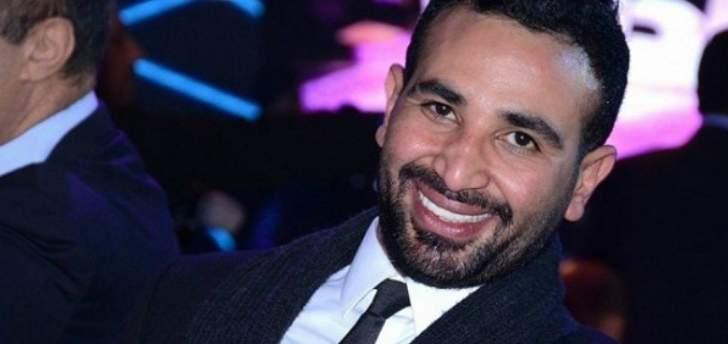 """أحمد سعد  يسخر من نفسه بسبب مسلسل """"البرنس"""""""