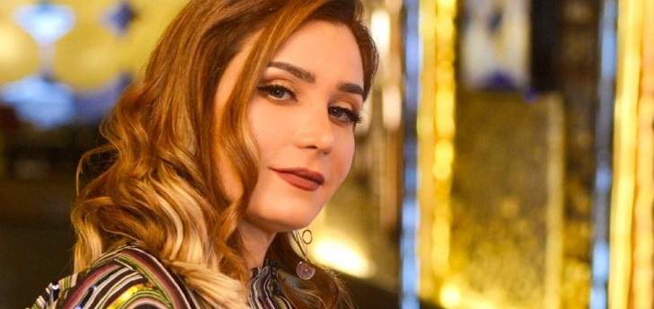 آلاء حسين تفجع بوفاة والدها متأثرا باصابته بفيروس كورونا