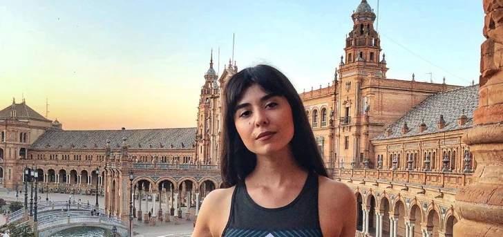 زينة مكي تصدم الجمهور بلون شعرها الجديد- بالصورة