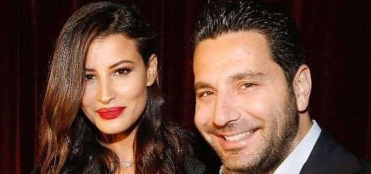 وسام بريدي وريم السعيدي يكشفان عن وجه إبنتهما آيا صوفيا للمرة الأولى