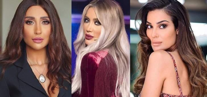 ماذا يضيف تيك توك لـ نادين نسيب نجيم ومايا دياب وجيسي عبدو وغيرهن؟