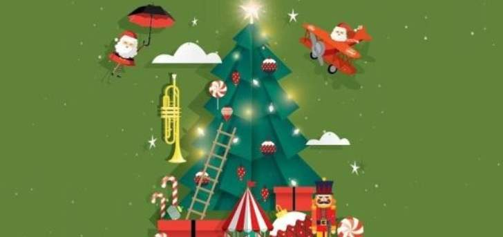 """المعرض السنوي """"Christmas In Action"""" بدورته الـ7 لدعم اليد العاملة اللبنانية"""