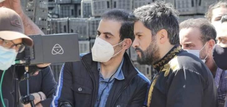 """خاص الفن- زياد خوري يكشف تفاصيل تعاونه الخامس مع هشام الحاج: """"لا يشبه أي عمل آخر"""""""
