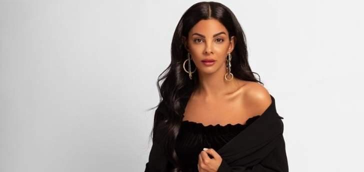 بالصور- ملكة جمال مصر ملك حسن بإطلالة مثيرة لحملات إنسانية