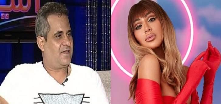 """هكذا وصف محمود صلاح تعاونه الأول مع مايا دياب في """"الكعب العالي"""".. وهي ترد"""