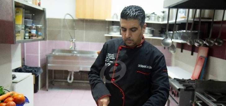 """خاص وبالفيديو- أشهى وألذ """"فيتوتشيني"""" على طريقة الشيف محمد عبد المنعم وبهذه المكونات"""