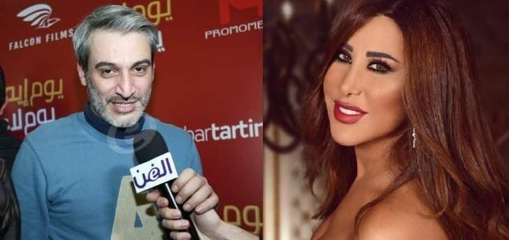 بعد أن أشاد أحمد ماضي بها عبر موقع الفن ... نجوى كرم ترد