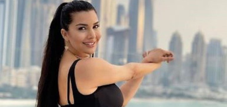 لاميتا فرنجية في صالة الرياضة بأحدث ظهور – بالفيديو